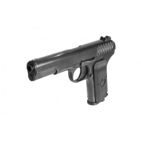 TT33 Airsoft Pistol Black