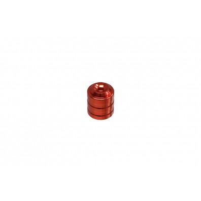 Dominator™ Low Drag CNC Aluminium Magazine Follower (Red)