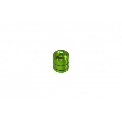 Dominator™ Low Drag CNC Aluminium Magazine Follower (Green)