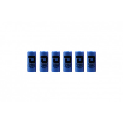 Dominator™ 12 Gauge Gas Shotgun Shell Hulls - Blue (6 Hulls/Unit)