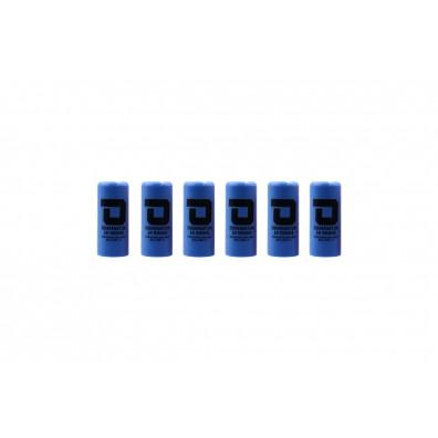 Dominator™ 12 Gauge Gas Shotgun Shell Hulls - Blue (6 Hulls/Unit)