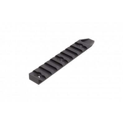 Dominator™ Keymod 9-Slot Rail Section (Type 2)