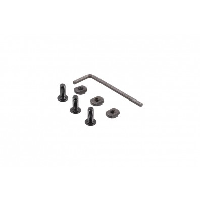 Dominator™ M-LOK 13-Slot Rail Section