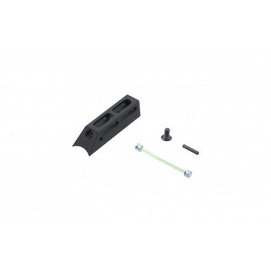 Dominator™ Tactical Fibre Optic Front Sight (Green)