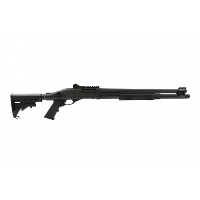 Dominator DM870 Shell-Ejecting Shotgun (Tactical 6-Position Stock)