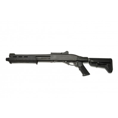 "Dominator DM870 Shell-Ejecting Shotgun - 14"" Barrel Tactical 6-Position Stock MP"