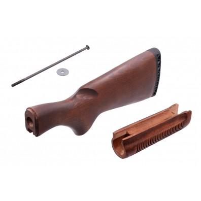 DM870 Wood Stock & Forend Kit